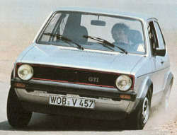 golf gti 1600 actions